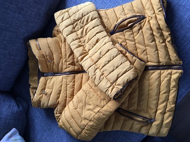 Ladies ZARA coat size 14 (xl)