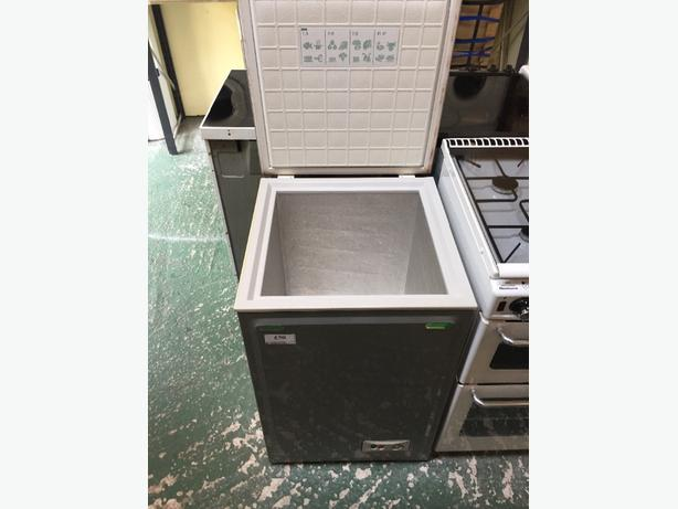 🔷🔷 silver box freezer free delivery