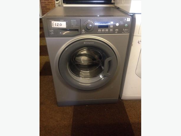 7KG HOTPOINT WASHING MACHINE004