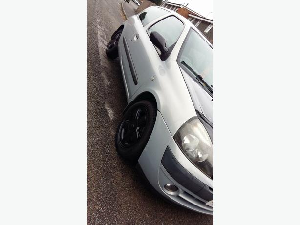 renault clio 51 plate offers or swaps try me