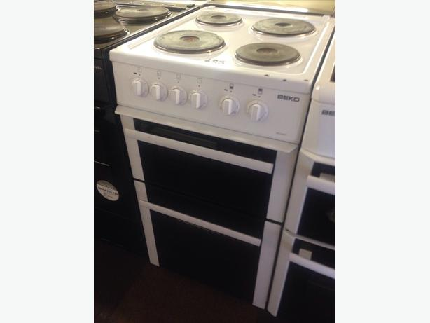 50CM BEKO WHITE ELECTRIC COOKER020