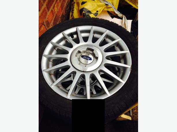 ford alloys fiesta