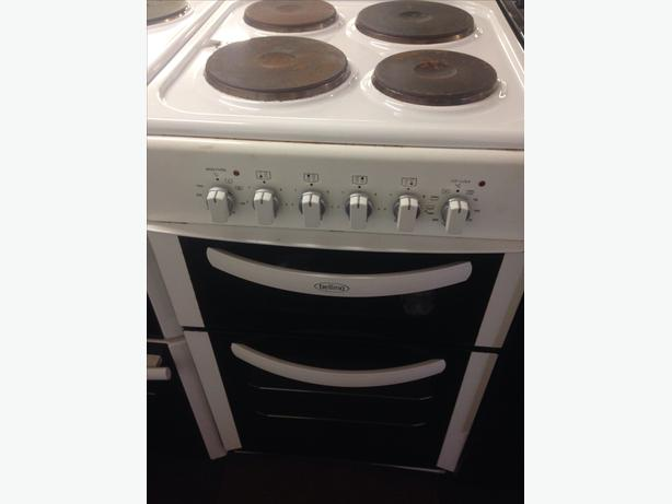 50CM BELLING DOUBLE OVEN ELECTRIC COOKER090