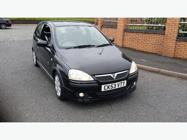 Vauxhall Corsa 1.2 Sxi long Mot