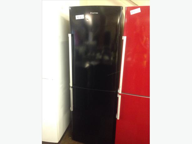 BLACK RUSSELL HOBBS FRIDGE FREEZER012