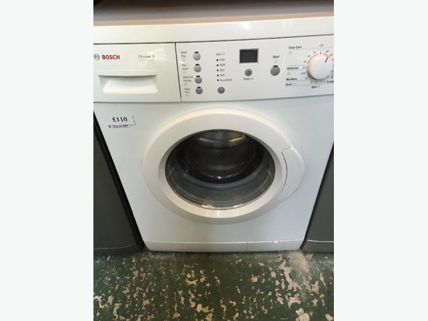 ➕☀️bosch washer free delivery and fitting