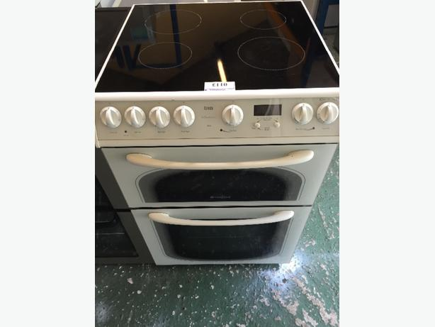 🎉☀️creda cooker 60cm free fitting and delivery