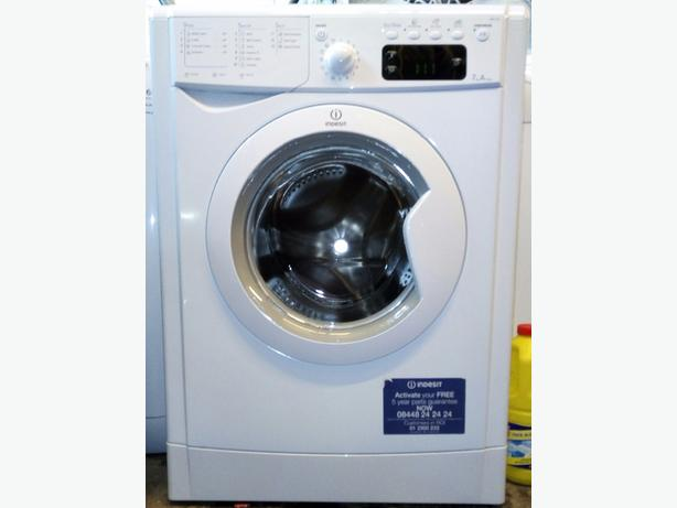 Classified Ad For Sale Car Wash Equipment: Indesit IWE7145 Automatic Washing Machine For Sale