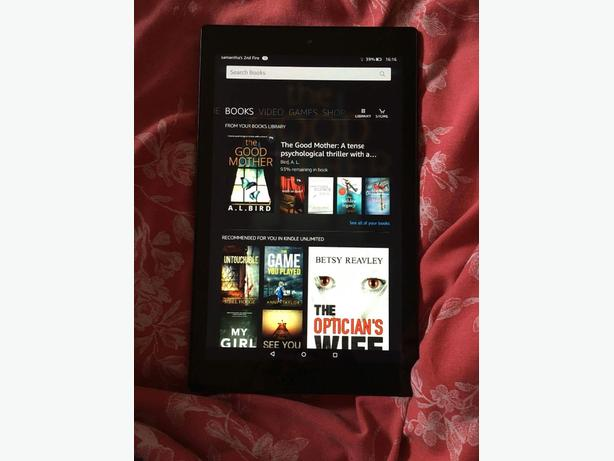 kindle fire hd 10 (latest model)