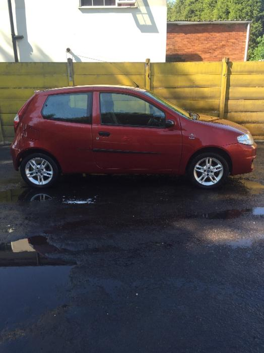 Fiat Punto Active Fuse Box : Fiat punto active sport walsall sandwell