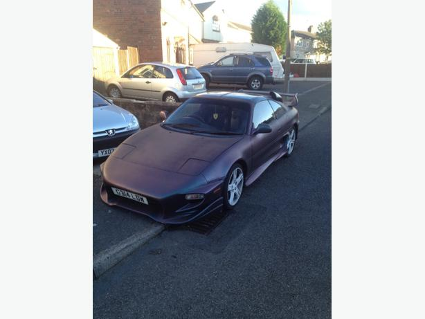 mr2 TURBO full veilside kit