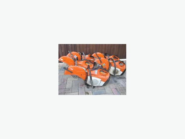 FOR TRADE: stihl saw hire