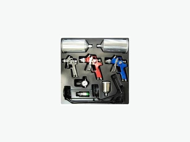 FOR TRADE: automotive spray kit hire