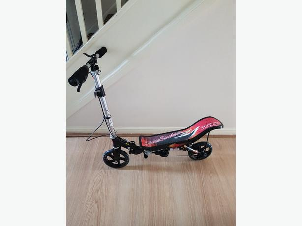 spaces scooter
