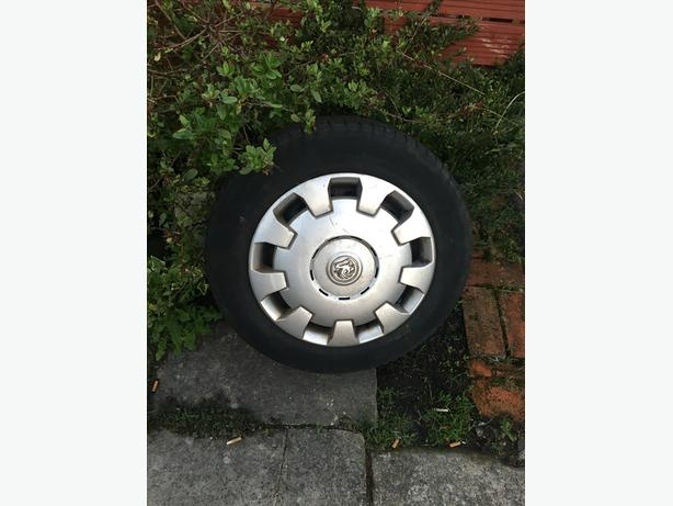 Vauxhall Astra Wheel &Tire