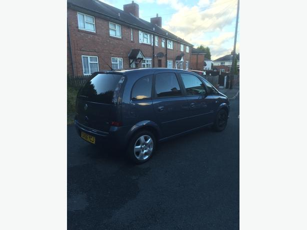 VERY LOW MILES!!! 54k Vauxhall Meriva