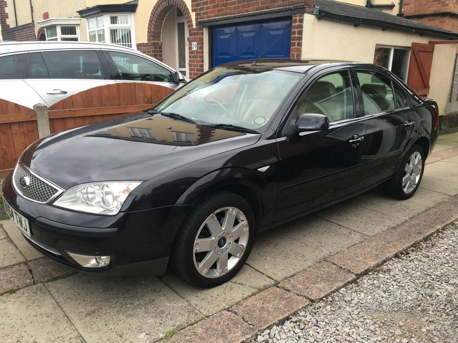 2004  54  reg ford mondeo 2 0 litre tdci ghia x wolverhampton  dudley mobile Sony CD Changers for Home Sony 10 CD Changer Auto Mobile