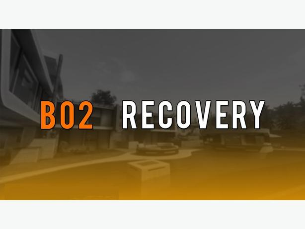 BO2 RECOVERY / MODDING SERVICE *PS3 ONLY*
