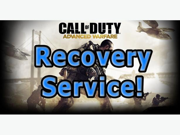 ADVANCED WARFARE RECOVERY / MODDING SERVICE *PS3 ONLY*
