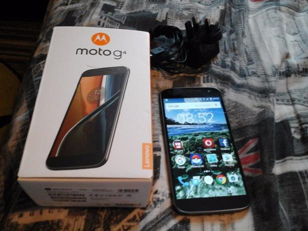 FOR TRADE: moto G4 16GB