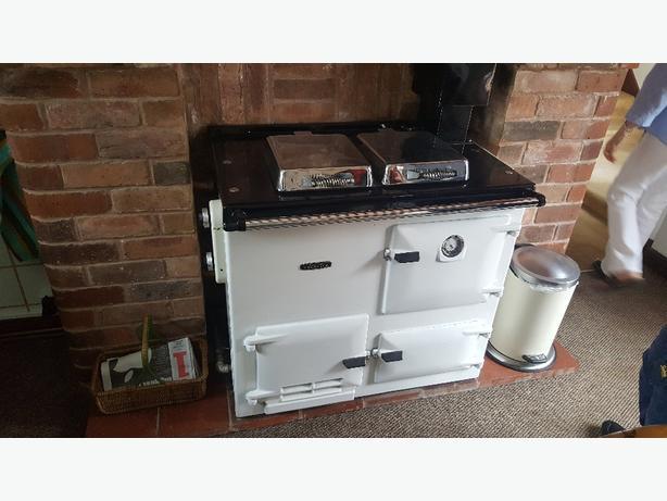 rayburn nouvelle range cooker