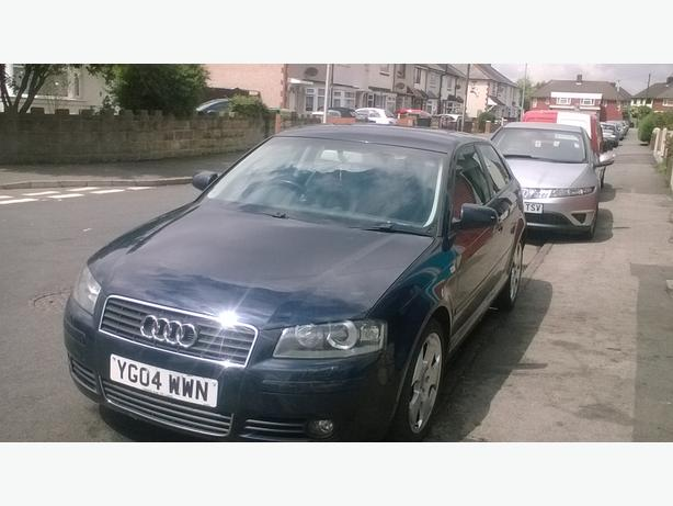breaking parts audi a3 s line 2.0 tdi automatic  DSG GEARBOX