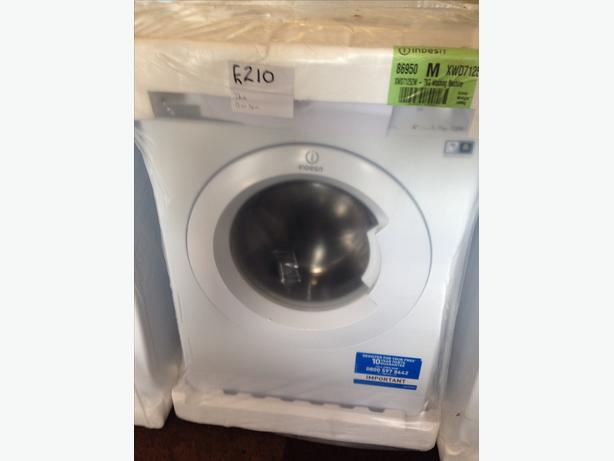7KG BRAND NEW INDESIT WASHING MACHINE010