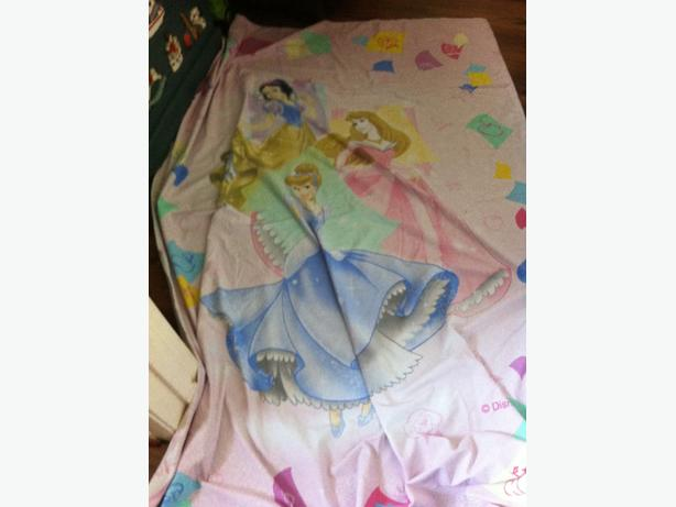 Disney Princess single duvet cover