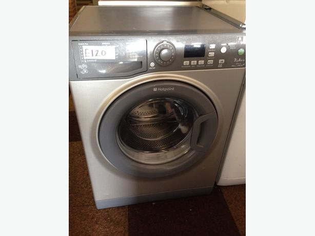 7KG HOTPOINT WASHING MACHINE012