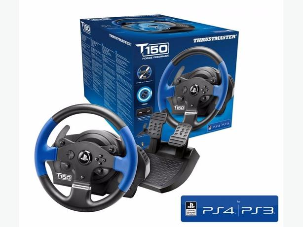 Thrustmaster playstation steering wheel