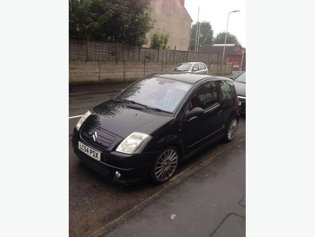 citroen c2 vts 2004 PRICE REDUCED NEED GONE