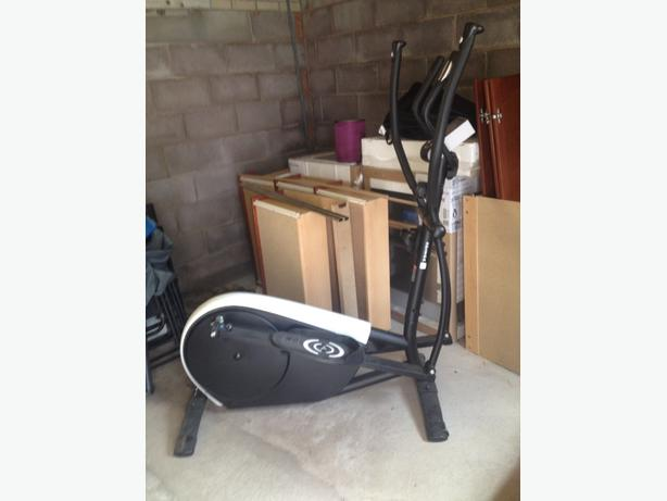 domyos electric cross trainer