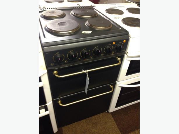 50CM PLATED TOP HOTPOINT ELECTRIC COOKER02