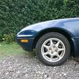 1997 Mazda Mx-5 Eunos Roadster mk1 B special 1.8 Automatic JDM Mohair roof alloy