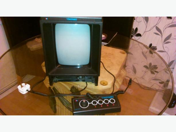 Vectrex 1982 Games Console