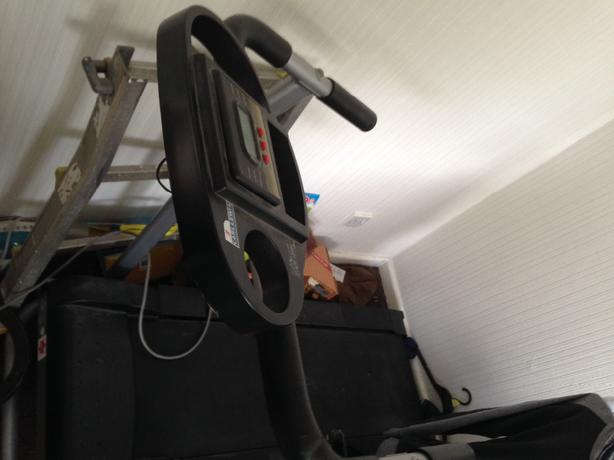 running machine open to offers