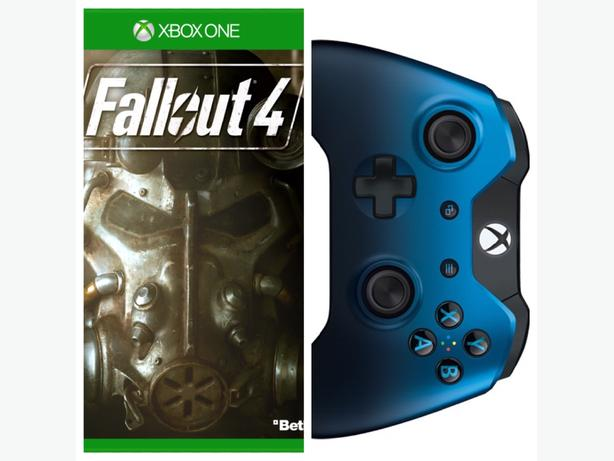 xbox one! game and controller