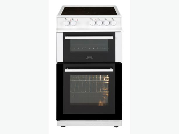 Belling FS50EDOFC Electric Cooker New Graded (Mismatched doors) 6 Month Warranty