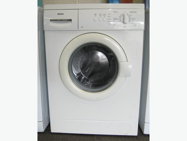 Bosch 6kg 1400 Spin Washing Machine, 6 Month Warranty Included