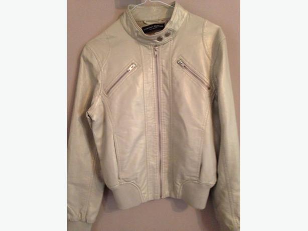 Dorothy Perkins ladies Leather jacket UK 10 EURO 38 brand new