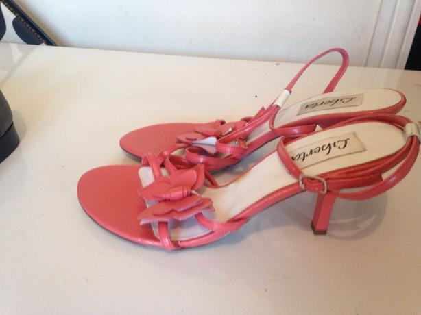 LIBERTA ITALIANO LADIES SUMMER SANDALS SIZE 7UK