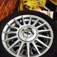 ford fiesta alloys
