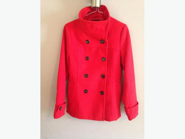 H&M ladies red brand New Jacket size 38 BRAND NEW