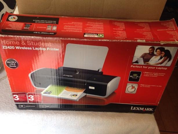 Lexmark Z2420 Standard Inkjet Printer