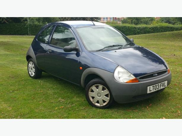 FORD KA 1.3 03 (10 MONTHS MOT) IMMACULATE CONDITION!