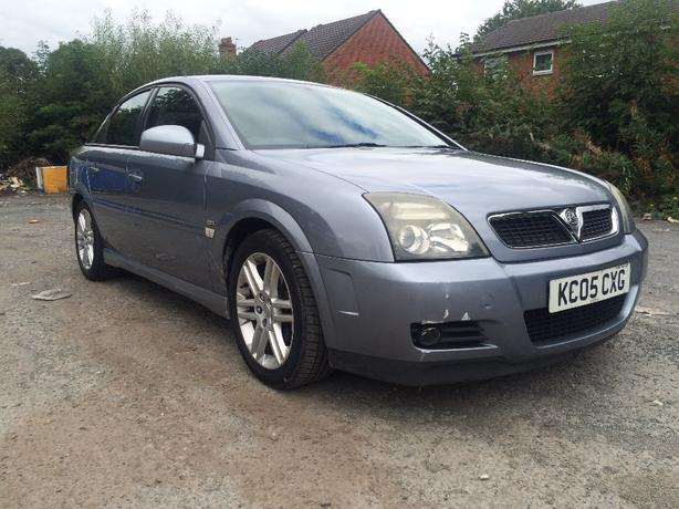 Very Low Mileage Vauxhall Vectra 2.2 SRI