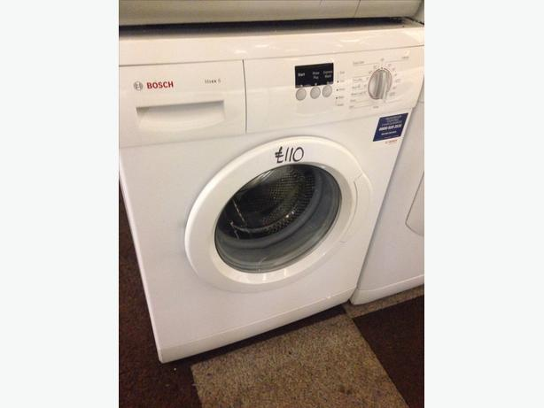 BOSCH WASHING MACHINE 6KG03