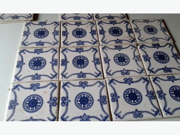 13 vintage tiles h&r johnson ltd