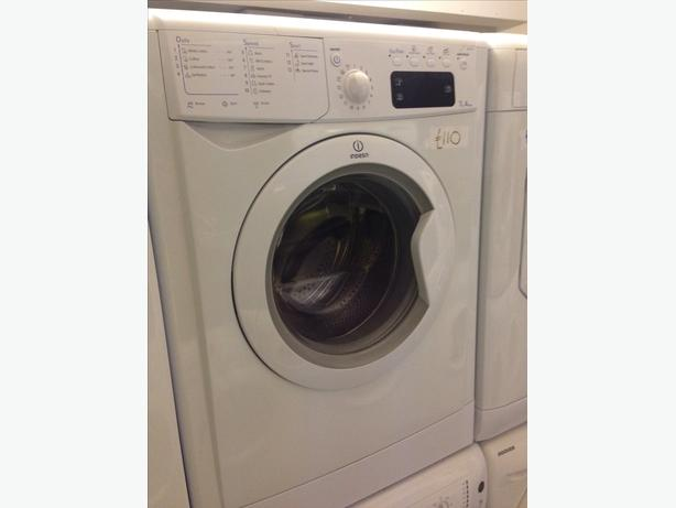 7KG INDESIT WASHING MACHINE LCD DISPLAY08