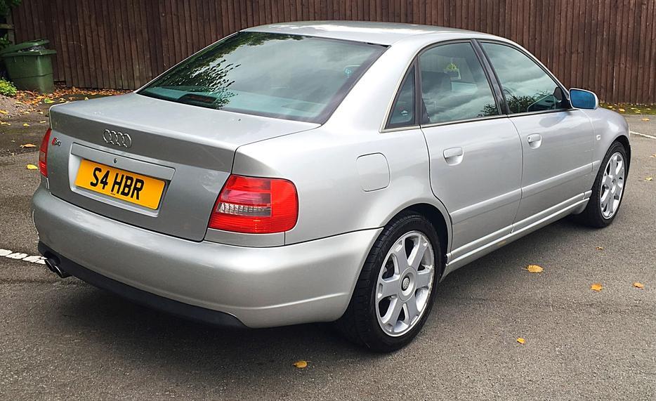 2000 Audi S4 B5 Quattro 2 7 Bi Turbo Walsall Dudley